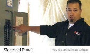 Electrical Panel Home Maintenance Tutorials