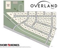 marketing map of Overland
